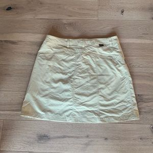 Patagonia size 10 skort great condition